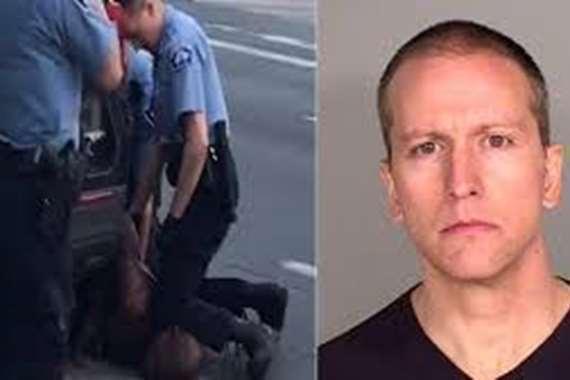 """الشرطي المتهم بقتل """"فلويد"""""""