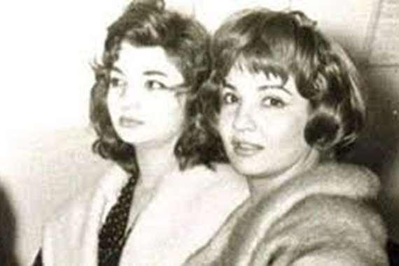 """وفاة """" عفاف شاكر"""" أخت الفنانة شادية"""