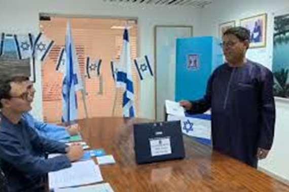 روعي روزنبليت سفير اسرائيل في السنغال