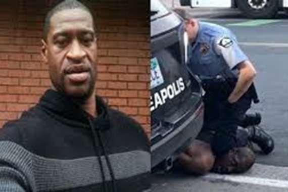 """الشرطي والضحية.. مفاجأة مدوية في مقتل """" فلويد"""""""