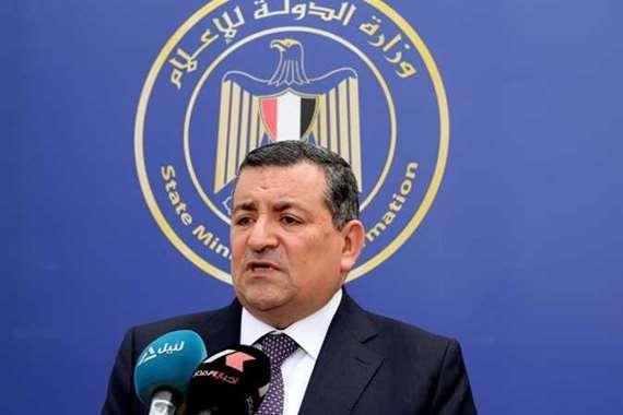 وزير الدولة للإعلام  أسامة هيكل