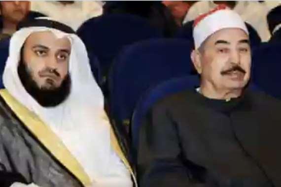 ماذا قال الطبلاوي عن مشاري راشد قبل وفاته
