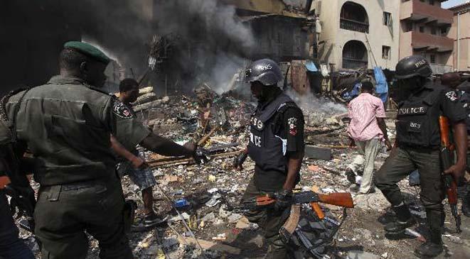 """مقتل 5 أشخاص في انفجار بـ""""نيجيريا"""""""