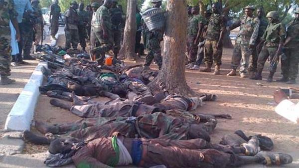 مقتل 38 مسلحاً من بوكو حرام في النيجر