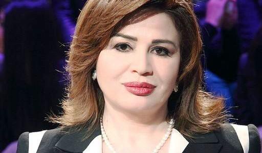 """بالفيديو.. """"عمرو أديب"""" يغازل """"إلهام شاهين"""" على الهواء"""