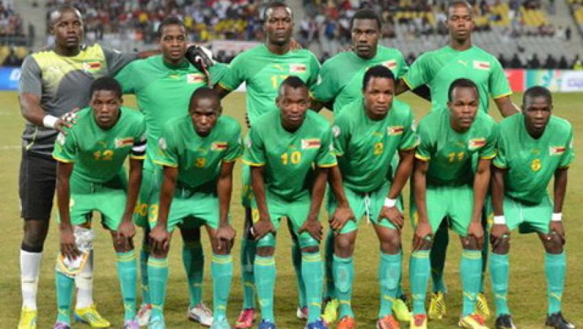 تشكيل زيمبابوي أمام السنغال