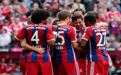 بايرن ميونيخ يجتاز أحزانه الأوروبية بفوز في الدوري الألماني