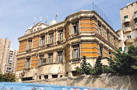 حبس مهندس ميكانيكا لهدمه فيلا تراثية بالإسكندرية