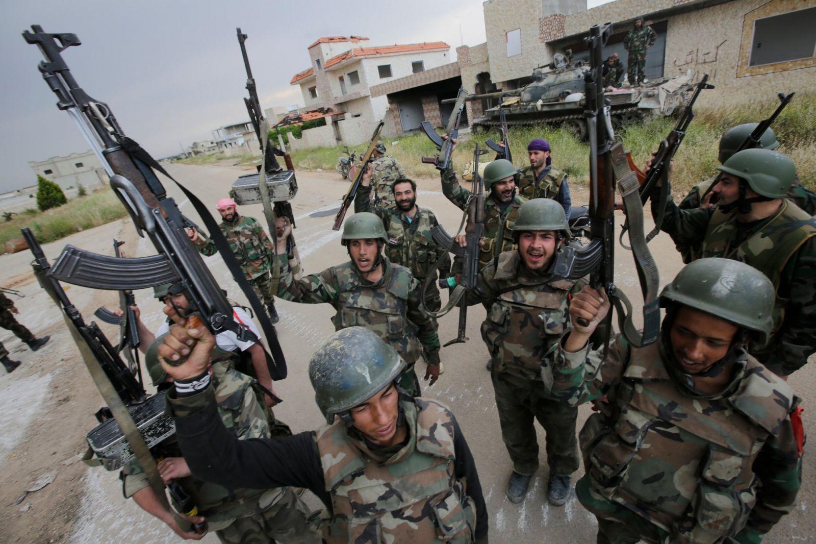 الجيش السوري: نرفض الحوار والتنسيق مع روسيا