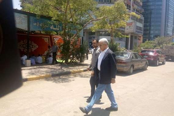 حمدين صباحي -  المرشح الرئاسي السابق