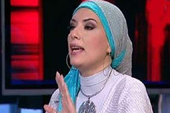 الممثلة عبير صبري