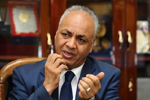 مصطفى بكري عضو مجلس النواب