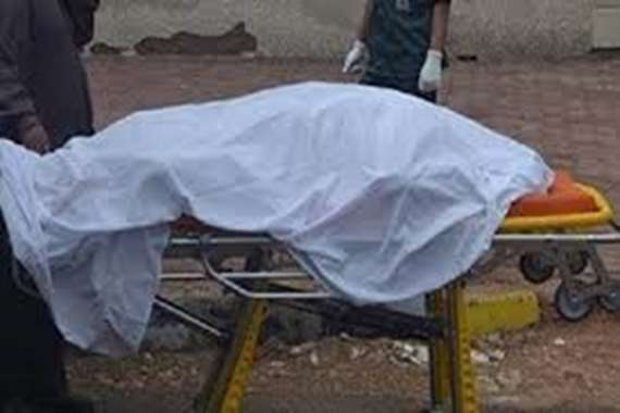 جثة مسن بالمنيا
