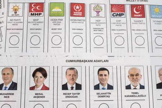 الانتخابات التركية (أرشيفية)