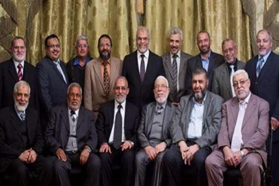 قيادات الإخوان