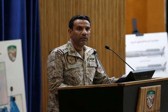 """العقيد الركن تركي المالكي، المتحدث الرسمي باسم قوات """"تحالف دعم الشرعية في اليمن"""""""