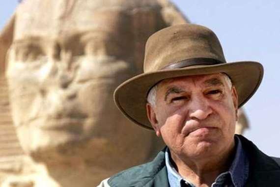 الدكتور زاهي حواس، خبير الآثار المصرية