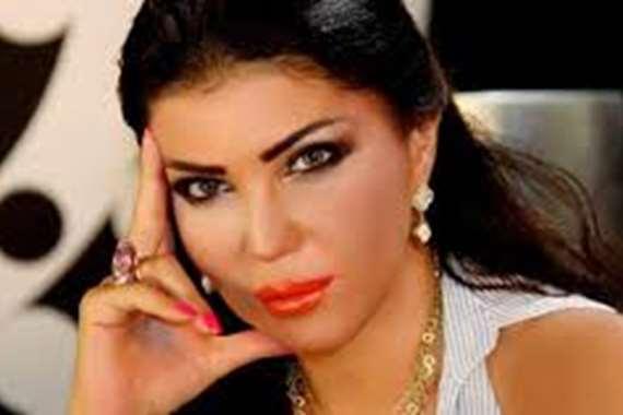 الفنانة اللبنانية مي حريري