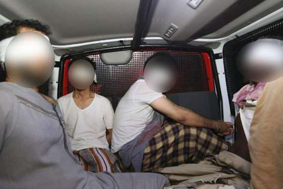 القبض على أمير داعش فى اليمن