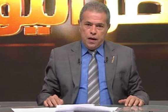 الإعلامي توفيق عكاشة