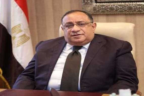 الدكتور ماجد نجم، رئيس جامعة حلوان
