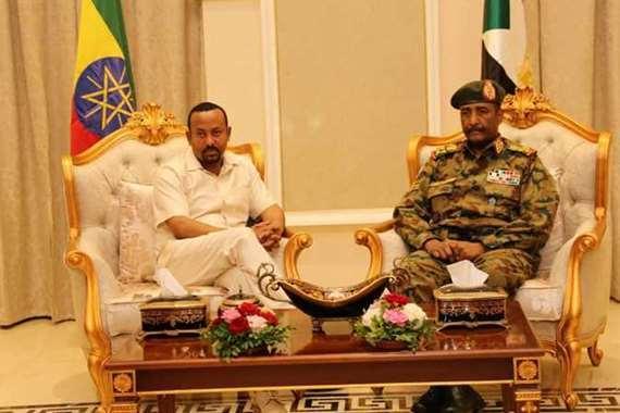 السودان إثيوبيا