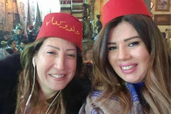 رانيا و عبير فريد شوقي