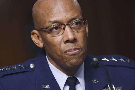الجنرال  تشارلز براون جونيور