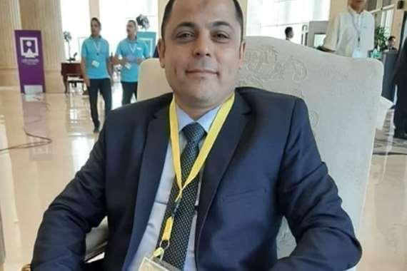 الإعلامي محمد مصطفي يحيى، كبير مذيعي شبكة القرآن الكريم