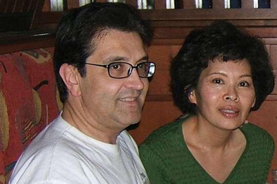 كوكونتيس وزوجته كانيساكي