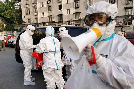 الصين تعيش رعب كورونا مجددًا بسببب سلالة شديدة العدوى