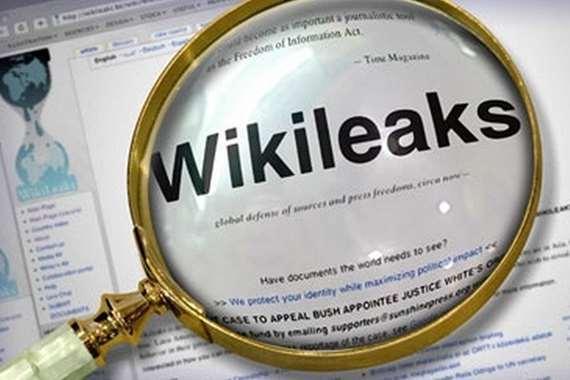 وثائق «ويكيليكس»