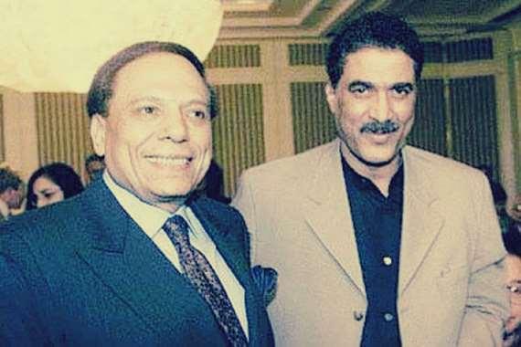 أحمد زكي و عادل إمام