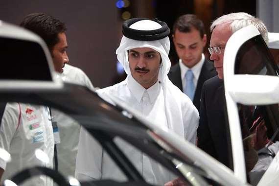 خالد بن حمد بن خليفة آل ثاني، شقيق أمير قطر