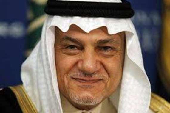 الأمير تركي الفيصل: عملت نادلا بمطعم لهذا السبب