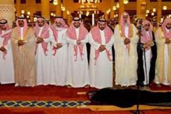 صلاة الجنازة على 109 أشخاص بمساجد الرياض