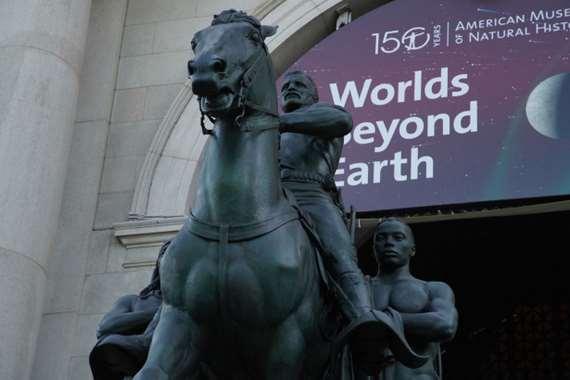 إزالة تمثال للرئيس ?«روزفلت»