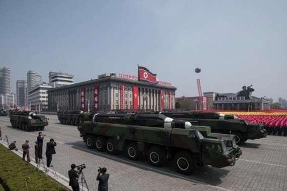 كوريا الشمالية تهدد بضرب أمريكا بالأسلحة النووية