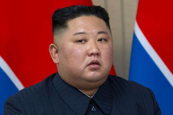 زعيم كوريا الشمالية