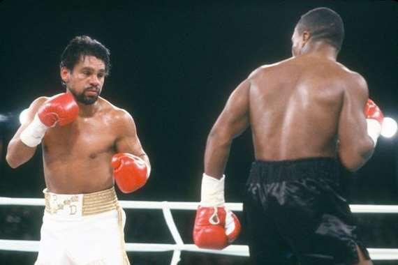 أسطورة الملاكمة البنمي روبرتو دوران