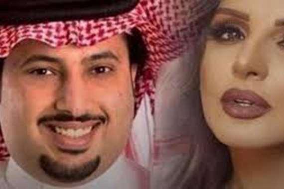 عمل فني جديد لأنغام وتركي آل الشيخ