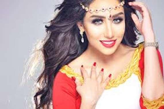 الفنانة البحرينية حنان رضا