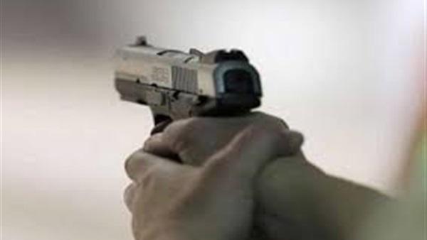 حجز نقيب شرطة عثر على  زوجته مقتولة بسلاح ميرى