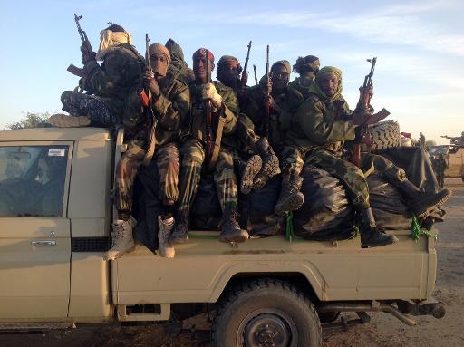 معارك عنيفة بين الجيش التشادي وبوكو حرام