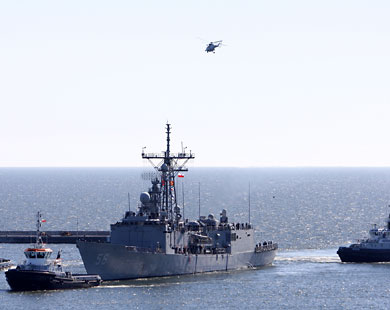 حدث بالفعل.. أسر الأسطول السادس الأمريكي بـ«المتوسط»