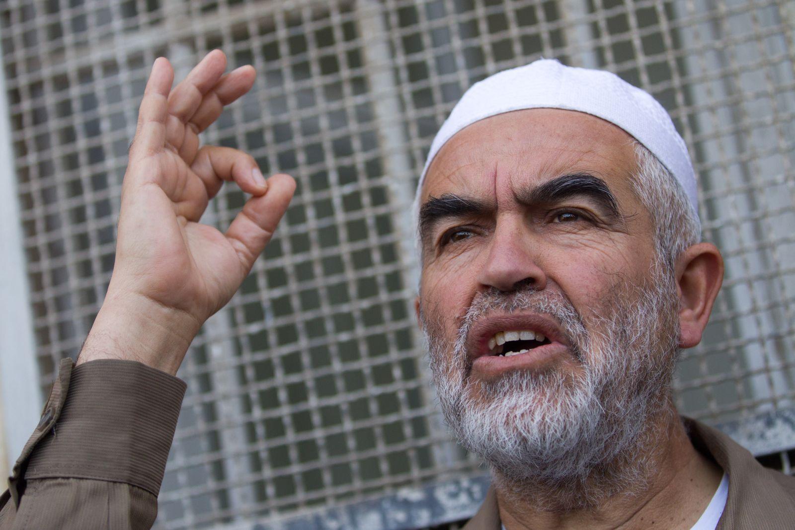 رائد صلاح: ترامب يريد شرعنة الاحتلال الإسرائيلي