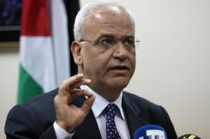 عريقات: مصر وفلسطين فى خندق واحد