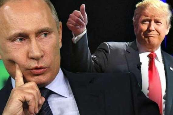 ترامب و بوتين