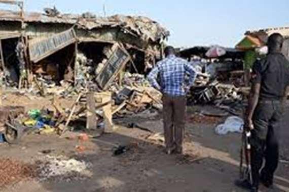 مقتل 17 بتفجيرات انتحارية في نيجيريا