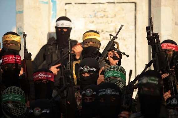 الفصائل الفلسطينية المسلحة
